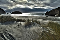plażowy whaririki Zdjęcia Royalty Free