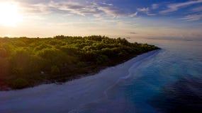Plażowy widok Zdjęcie Stock