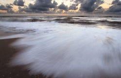 plażowy wieczór Obraz Stock