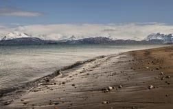 Plaża przy land's end Fotografia Stock
