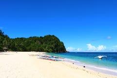 Plaża w Aklan zdjęcia stock