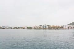 Plaża w Es Canar Fotografia Stock