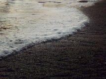 Plaża w Gwatemala Zdjęcie Royalty Free