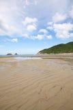 Plaża w Hong Kong Fotografia Royalty Free