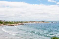 Plaża w Rooi Els Zdjęcie Royalty Free