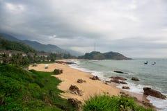 Plaża w Wietnam Zdjęcie Royalty Free