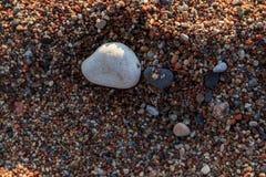 Plaża wzory Zdjęcia Royalty Free