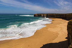 plaży morza Zdjęcia Stock