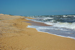 plaży morza Fotografia Stock