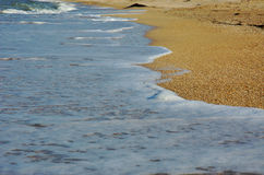 plaży morza Zdjęcia Royalty Free