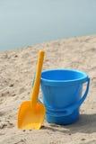 plaż zabawki. Obraz Royalty Free