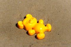 Plaż zabawki w piasku Obraz Stock