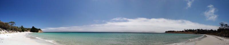 plaża tęsk Fotografia Royalty Free