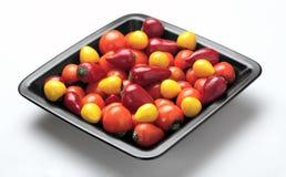 plaat van groenten Royalty-vrije Stock Afbeelding