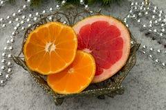 Plaat van Voedsel Royalty-vrije Stock Afbeeldingen