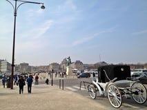 Plaats d'Armes (Versailles) Royalty-vrije Stock Afbeelding