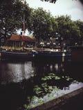 Plaats geroepen Schiedam Royalty-vrije Stock Foto's