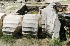 Plaats van Elefsina royalty-vrije stock foto's