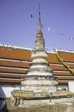 Plaatsen van verering en tempelkunst van Thailand Royalty-vrije Stock Afbeelding