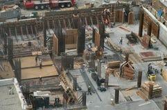 plac budowy Obraz Royalty Free
