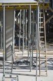 plac budowy Zdjęcie Stock
