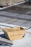 plac budowy Obraz Stock