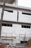 Plac budowy w toku Fotografia Stock