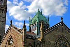 plac copley bostonu Fotografia Stock