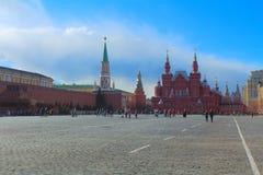 Plac Czerwony moscow Rosji Obraz Stock