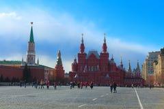 Plac Czerwony moscow Rosji Zdjęcia Royalty Free