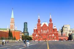 Plac Czerwony, Rosja Zdjęcia Royalty Free