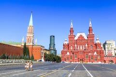 Plac Czerwony, Rosja Zdjęcia Stock