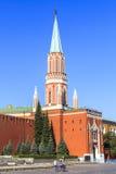 Plac Czerwony, Rosja Zdjęcie Stock
