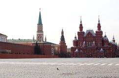 Plac Czerwony W Moskwa Fotografia Royalty Free