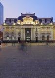 Plac De Armas w Santiago de Chile zdjęcia royalty free