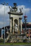 Plac De Espana Obrazy Stock