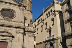 Plac De Los angeles Mercé zdjęcie royalty free