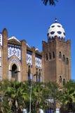 Plac Monumentalny de Barcelona Zdjęcie Stock