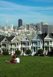 plac San Francisco alamo Fotografia Stock
