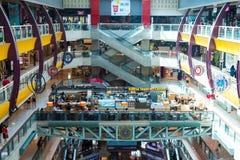 Plac Singapura Obrazy Stock