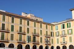 Plac Specjalizuje się w Palmie de Mallorca Obraz Stock