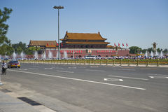Plac Tiananmen Obrazy Royalty Free