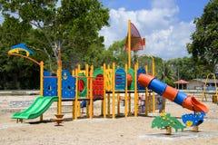 plac zabaw dla dzieci Obraz Stock