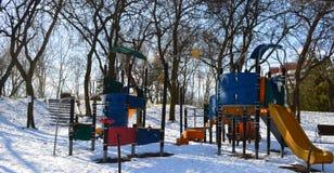 plac zabaw dla dzieci Obrazy Stock