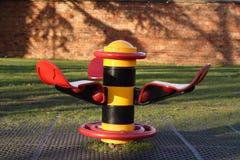 plac zabaw dla dzieci Zdjęcia Royalty Free