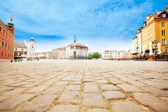 Plac, Zamkowy Royalty Free Stock Photo