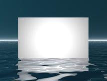 Placa Imagem de Stock
