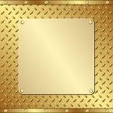 placa Fotos de archivo libres de regalías