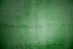 Placa agrietada vieja, verde Fotos de archivo