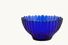 Placa azul Foto de Stock